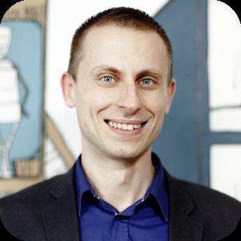 Jackowi Krajewskiemu (Growth Manager, Gamfi)
