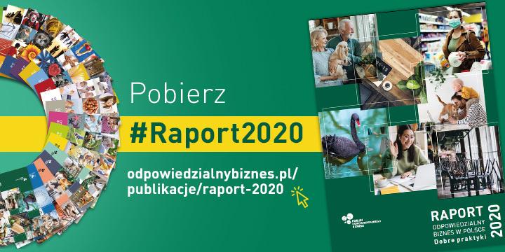 Raport Odpowiedzialny Biznes 2020
